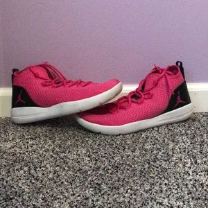 girl Jordan shoes
